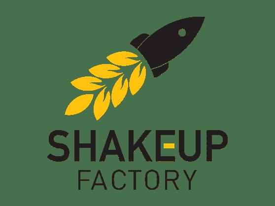 logo SHAKEUP Factory