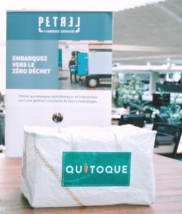 sac réutilisable Quitoque